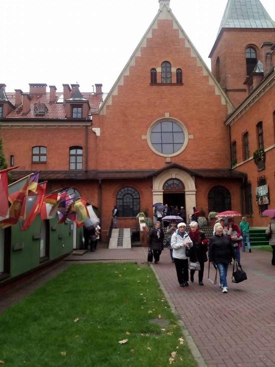 Pielgrzymka do Sanktuarium Bożego Miłosierdzia i Sanktuarium Św. Jana Pawła II w Krakowie Łagiewnikach